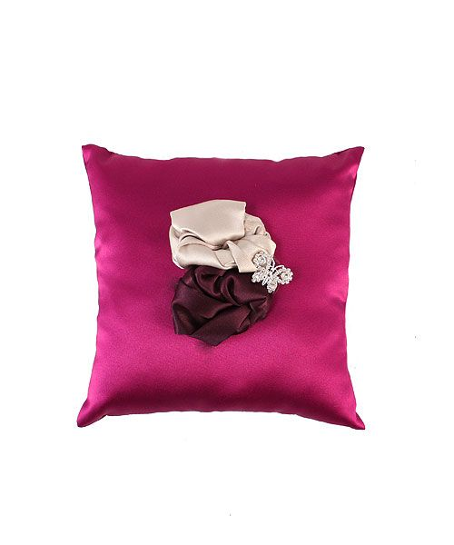 The Jennifer - Color Personality Ring Pillow
