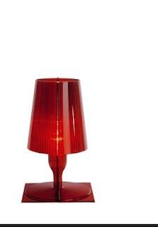 Bedside lamp from Kartel coming soon to Karibu Italy's Nairobi Showroom.