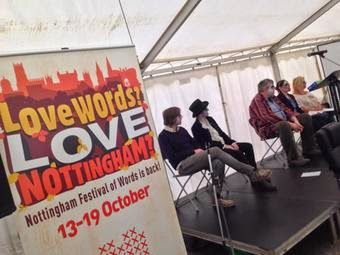 Christy Fearn: Dawn of the Unread @ Nottingham Festival of Words!...