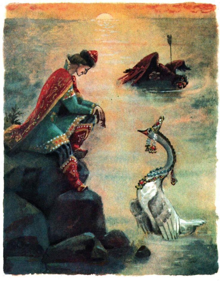 Anatoly Eliseev ~ The Tale of Tsar Saltan - Fairy Room