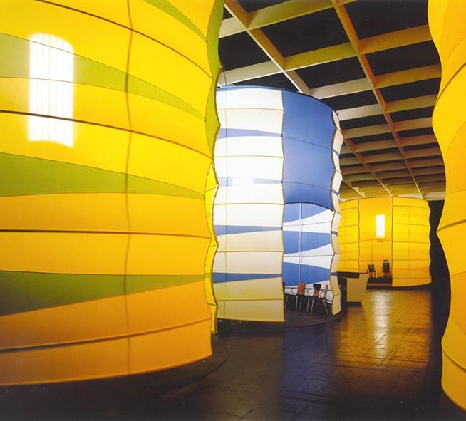 exhibit booth sedus stoll AG on orgatec -02 door lasenzo.nl