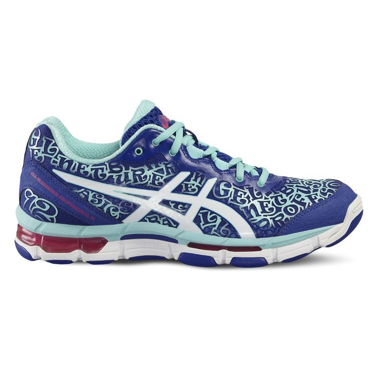 ASICS Gel Netburner Pro Trainers: Gel Netburner Pro 12 Trainers by ASICSGet the feel of a running shoe with extra support ideal for netball. Feel more of the court under your feet with a thinner outsole that's made of a durable, solid rubber. Mix comfort and stability with a 2-layer midsole that does both. The upper is inspired by our wildest triathlon shoe designs, while the mesh upper gives the shoe a running look.