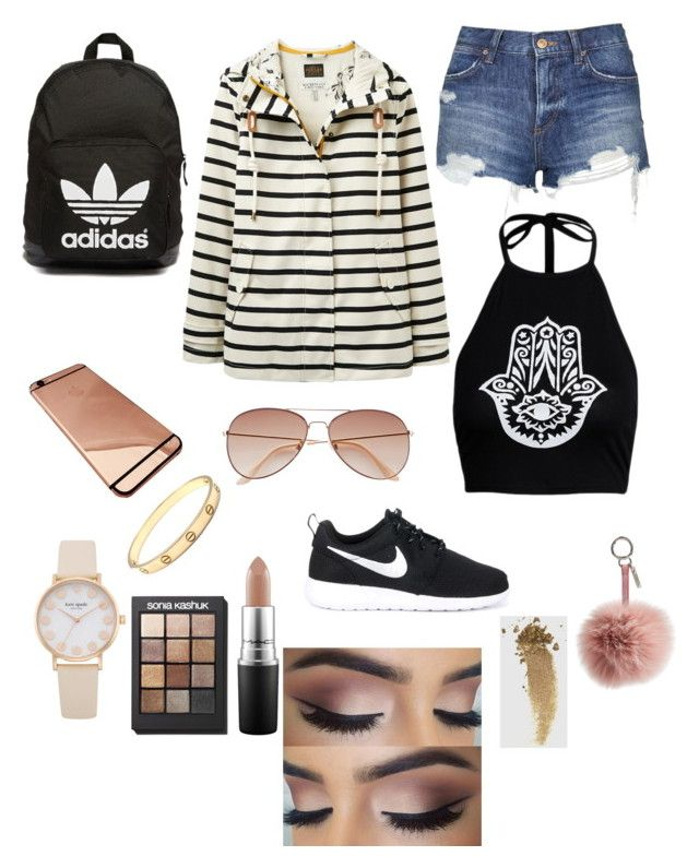 Concert blues by mollzhav on Polyvore