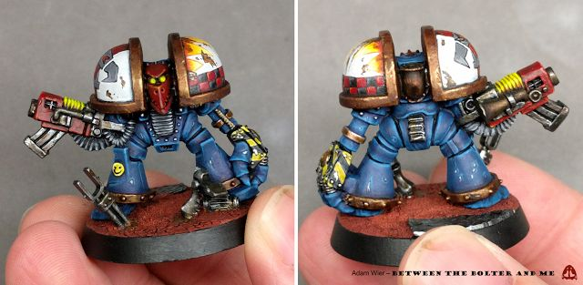 Between the Bolter and Me: Oldhammer: Rise of Rogue Trader
