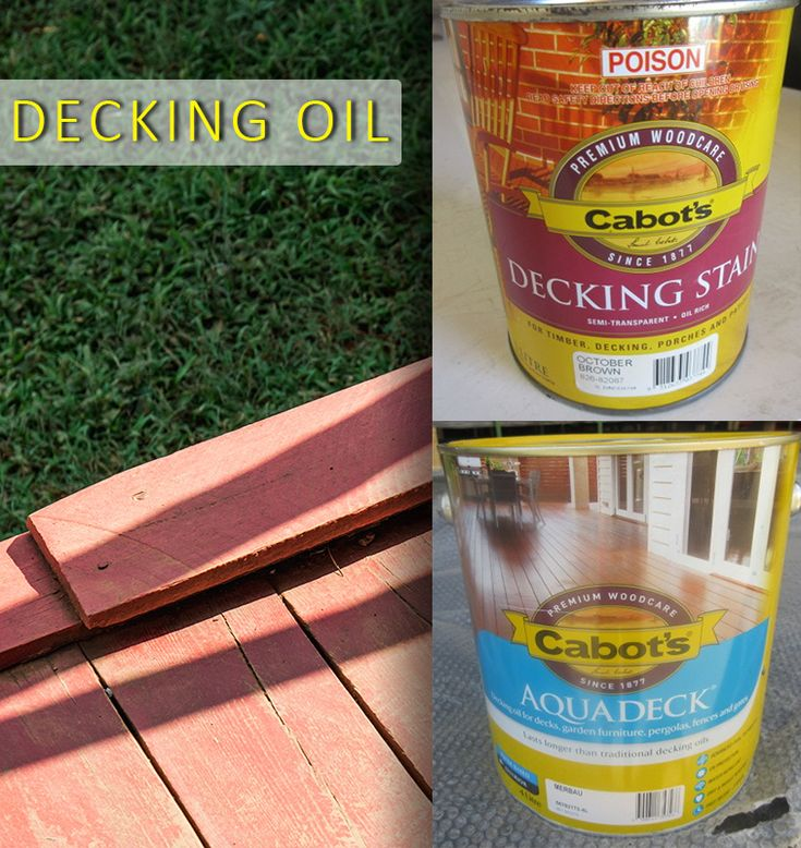 Is your deck in need of a little TLC?  We have varnish, decking oil, decking stain and more all online now to freshen up your tired, worn looking deck