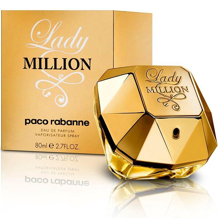Por estar de lanzamiento, tenemos el perfume Lady Million de Paco Rabanne para mujer con el 10% de descuento. ¿Qué estás esperando para tenerlo? Ingresa a masivashop.com  Precio regular: $359.900 COP  #Fashion #Accessories #Perfume #LadyMillion #PacoRabanne #WomensPerfume