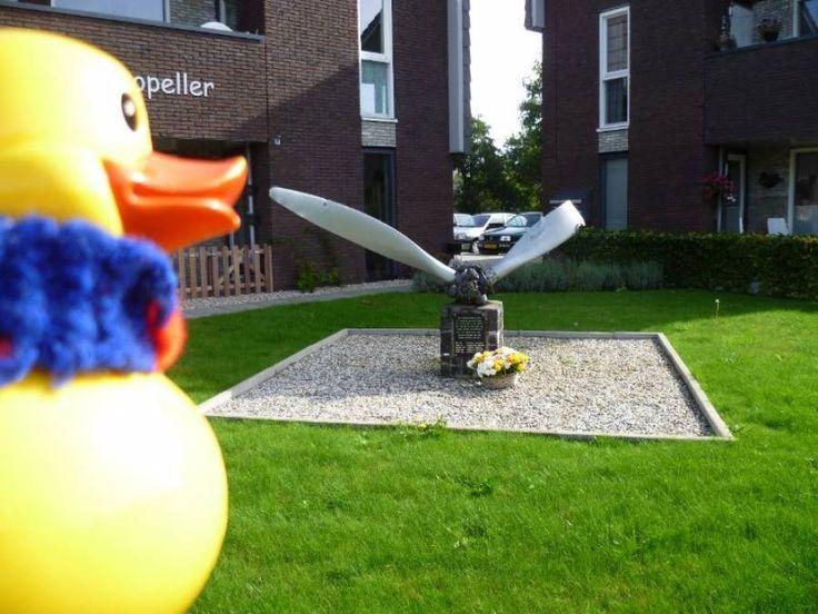 De propeller van Klarenbeek