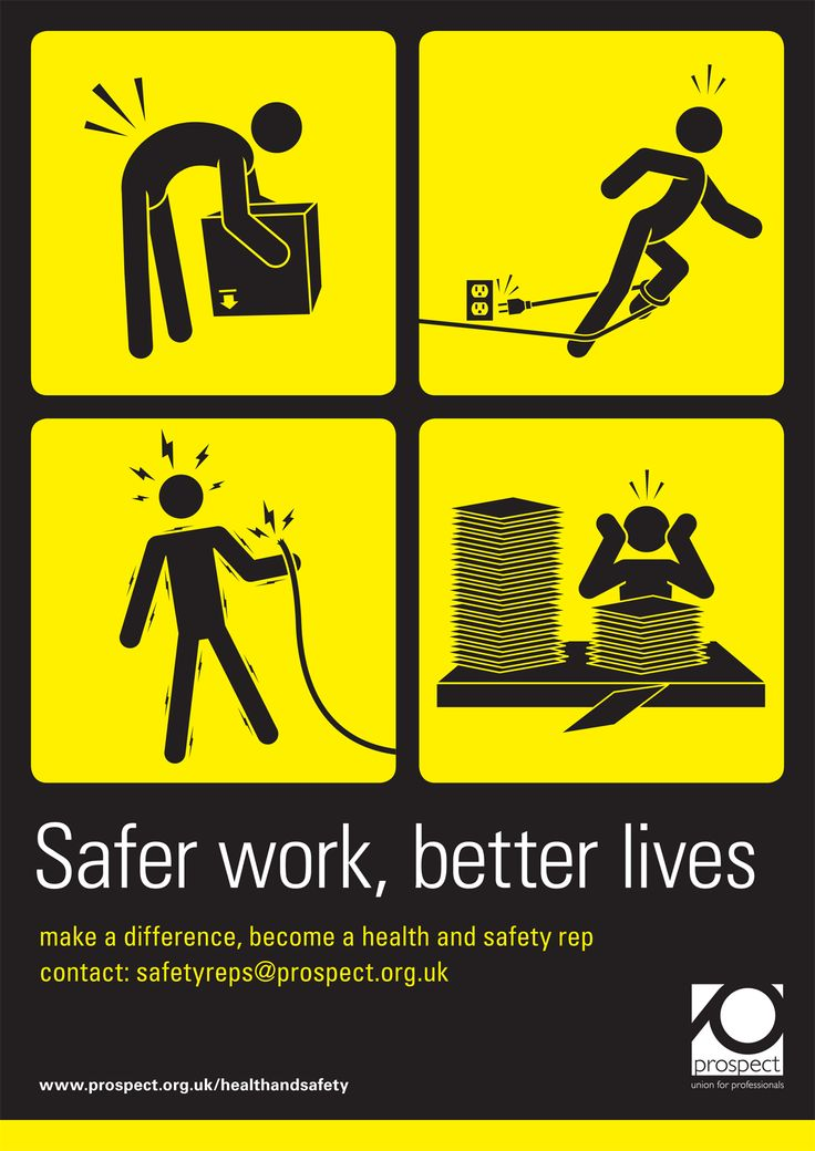 48 best Health and Safety Posters images on Pinterest