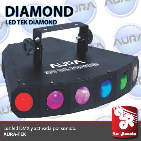 LUZ LED / TEK-DIAMOND