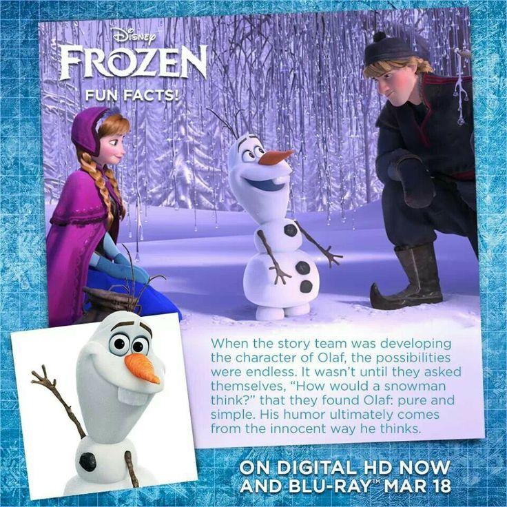 Oh Olaf :)