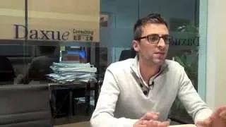 Benjamin Chavanis at Daxue Research - https://www.youtube.com/watch?v=7yxxhTOeuVY