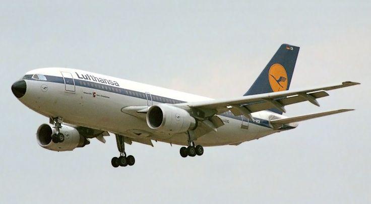 Lufthansa Airbus A310 203