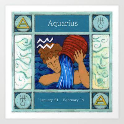 Astrology - Aquarius