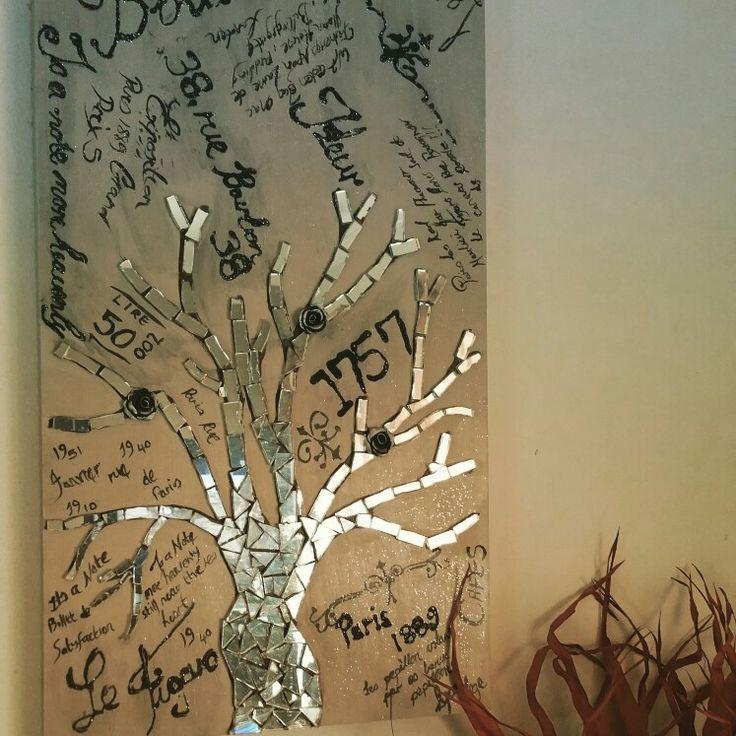 Mozaic - French Tree