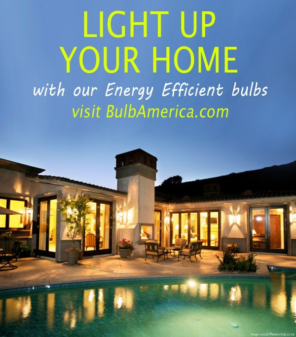 Light Up your Home with our Energy Efficient Light Bulbs. Visit BulbAmerica.com