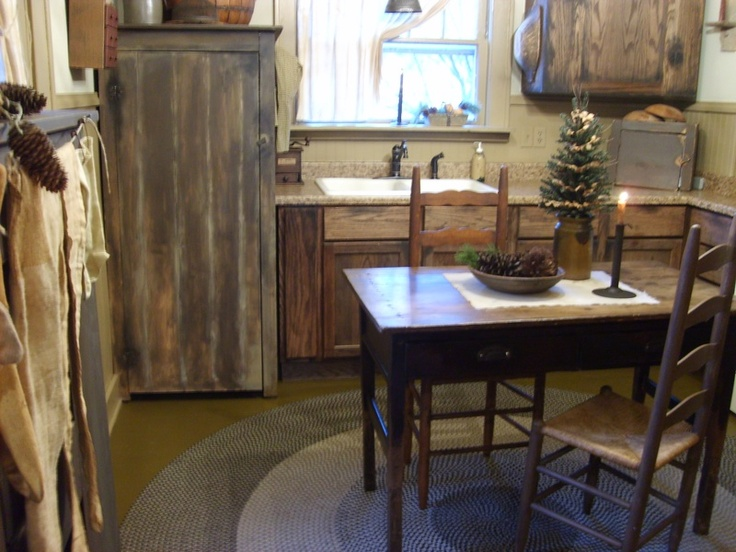 Primitive Kitchen Ideas 421 best primitive kitchens images on pinterest | primitive decor