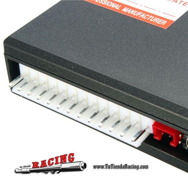 16,08€ - ENVÍO SIEMPRE GRATUITO - Kit Universal de Cierre Centralizado de Puertas para Coche Camión con 2 Mandos a Distancia - TUTIENDARACING