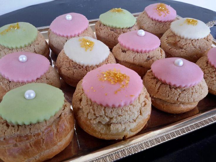 Cream puffs#macachoux #facebook