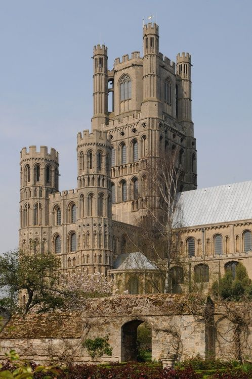 kings only, ely cathedral UK