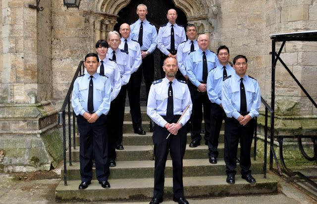 THE OLDEST POLICE FORCE IN THE WORLD?