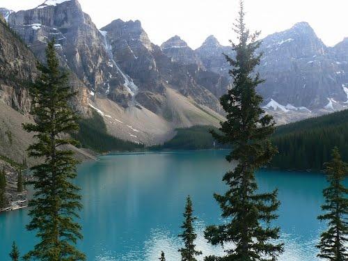 Lake Moraine - Lago Moraine, PN Banff
