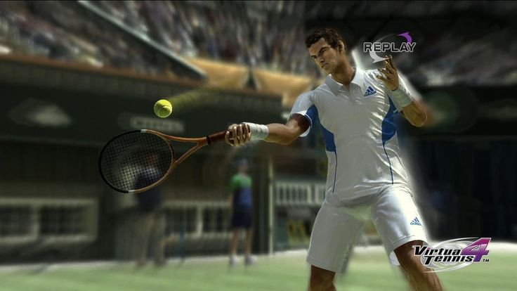 Virtua Tennis 4 Game Preview