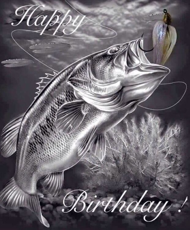 74 best images about birthday son in law on pinterest for Fishing birthday wishes