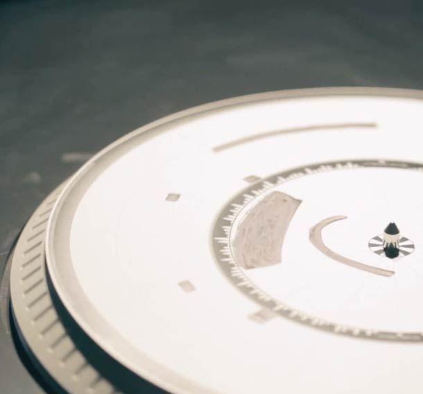 Dyskograf – Lecteur de disque graphique | Ufunk.net