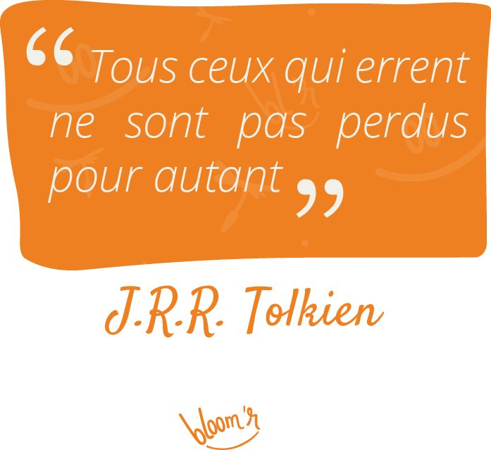 Paroles de sages sur Bloomr #Perseverance, #Tolkien, #citation