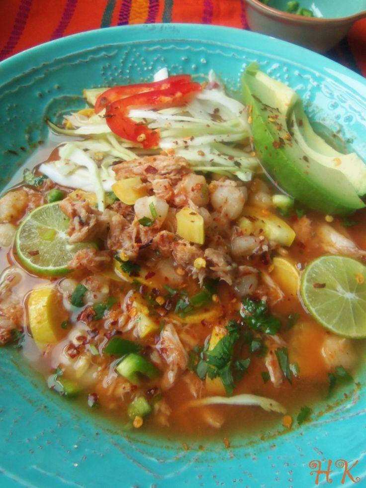Caldo de Cangrejo y Limon (Crab and Lime Soup) - Hispanic Kitchen. January 2015