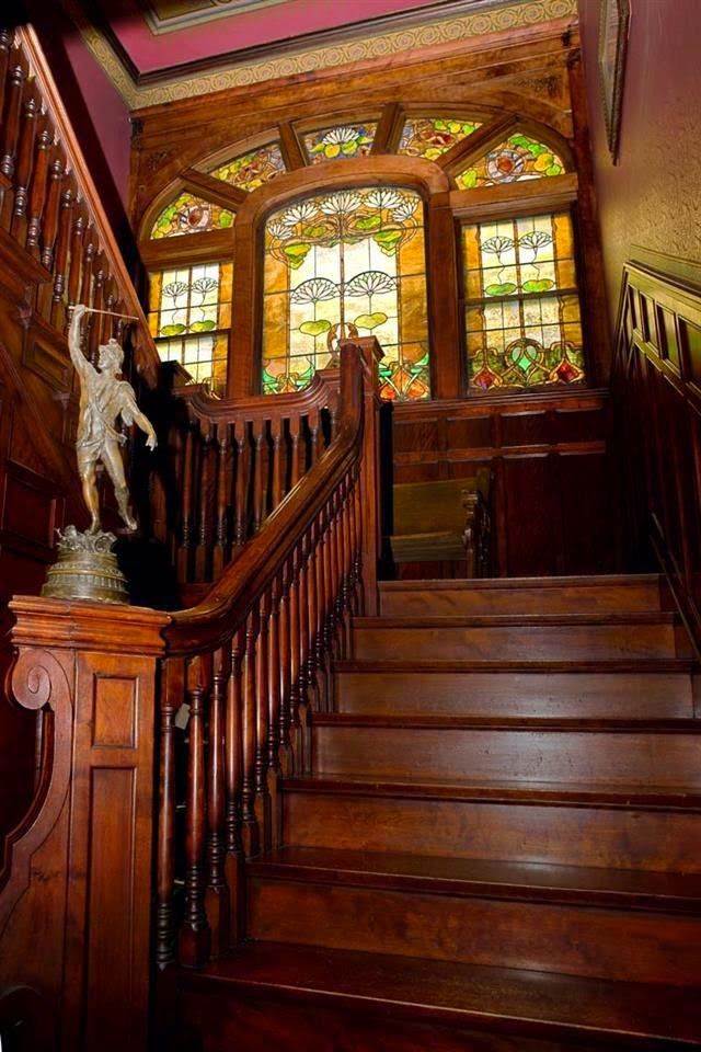 Rustbelt Preservationist: Midwest Mansions: Great Victorian Mansions of the Midwest