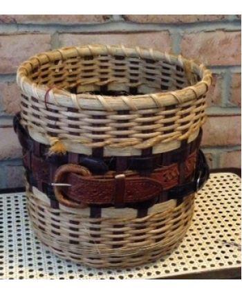 Hand Crafted Baskets by Lisa - Belt Basket