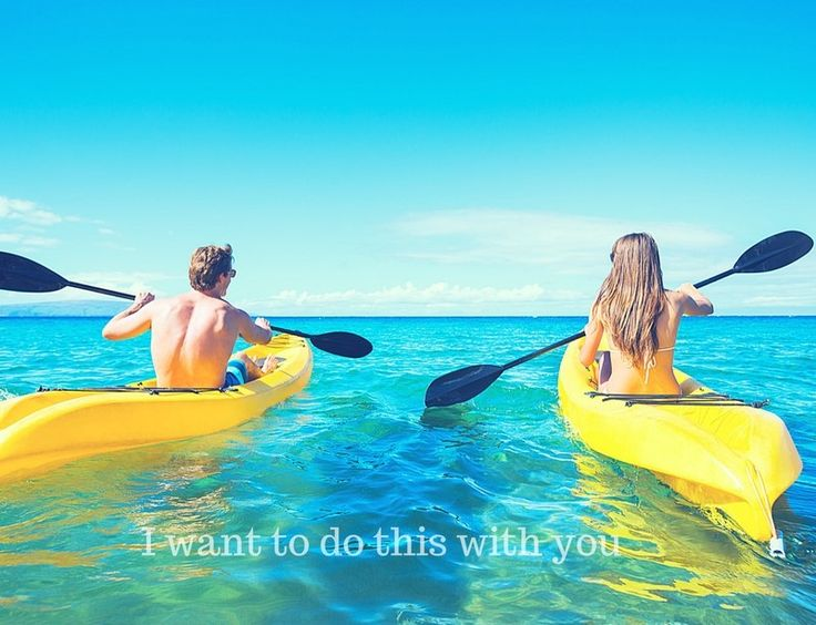#friendinapp #kayaking #underwater #youandme
