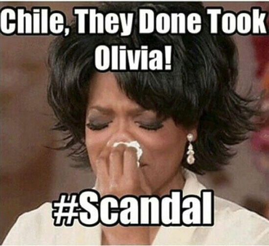 Scandal Thursday Means Scandal Memes (12 Photos)