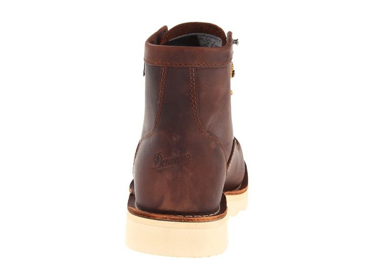 Danner Bull Run 6 Cristy Men's Work Boots Brown