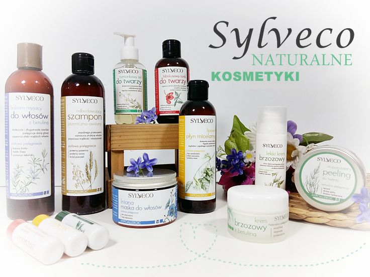 Blog o włosach. Pielęgnacja włosów cienkich i delikatnych: Kosmetyki naturalne Sylveco - moja miłość :-)
