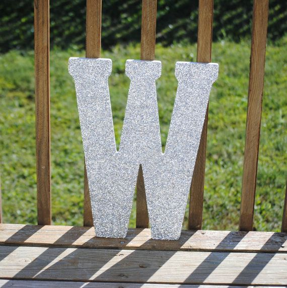 Silver Letters Home Decor: 1000+ Images About Letters From A To Z On Pinterest