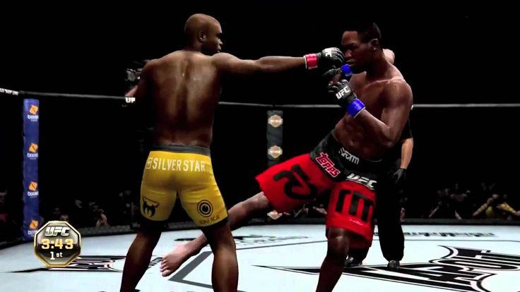 http://www.heysport.biz/ UFC Undisputed 3 - Anderson Silva vs Jon Jones