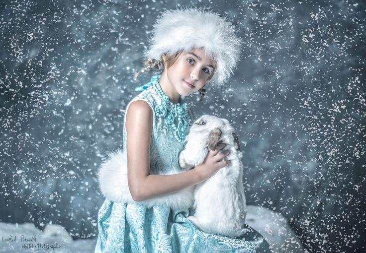 """INGA & rabbit MIOKARDO""    *Photographer, stylist, decorator: Looiza Potapova    * Dres:  letty       * Assistant photographer: Alexander Maligin    * LOOIZAPOTAPOVA.COM     * + 7 (926) 842-74-08"