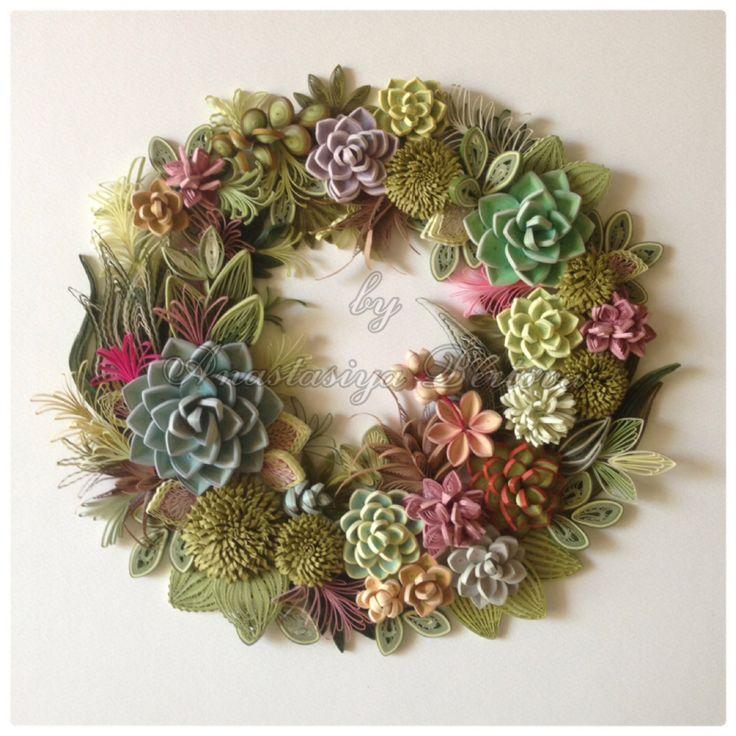 I love succulents :)