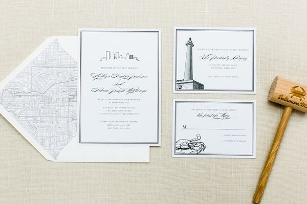 Wedding Invitations In Maryland: 14 Best Images About Baltimore Wedding On Pinterest