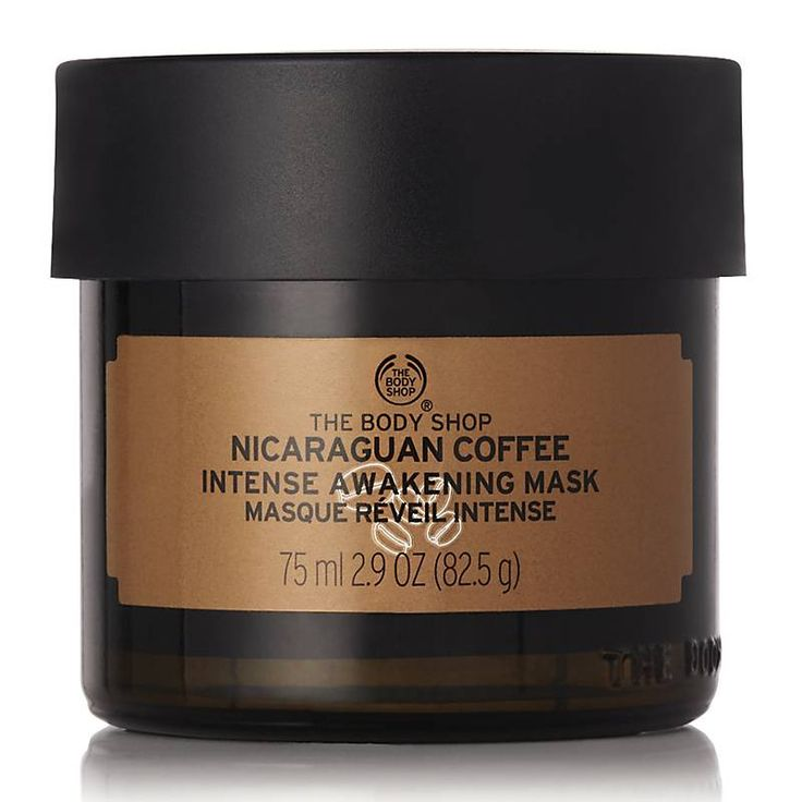 Face mask coffee 75ml in 2020 coffee face mask the body