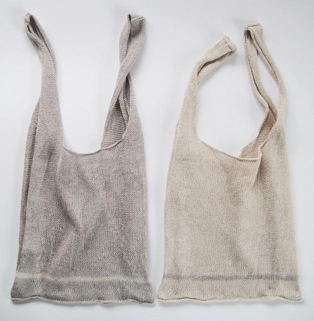 SHOPPING BAGS - LINEN