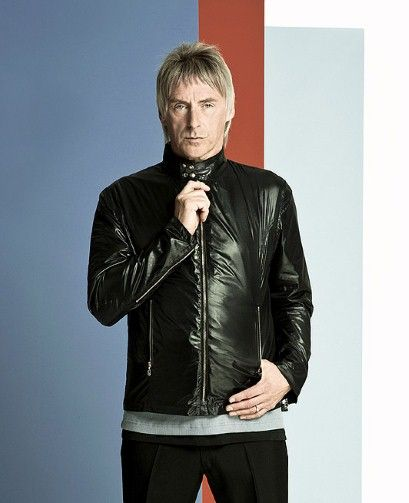 The Modfather still has it! #mod #paulweller #style