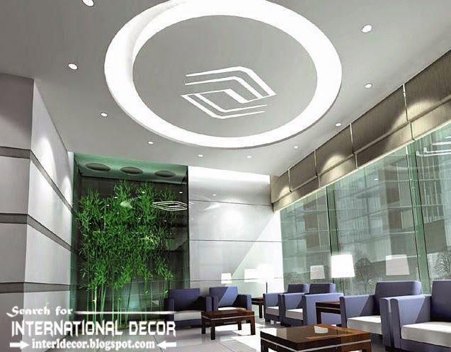 Modern Pop False Ceiling Designs Ideas 2015 Led Lighting
