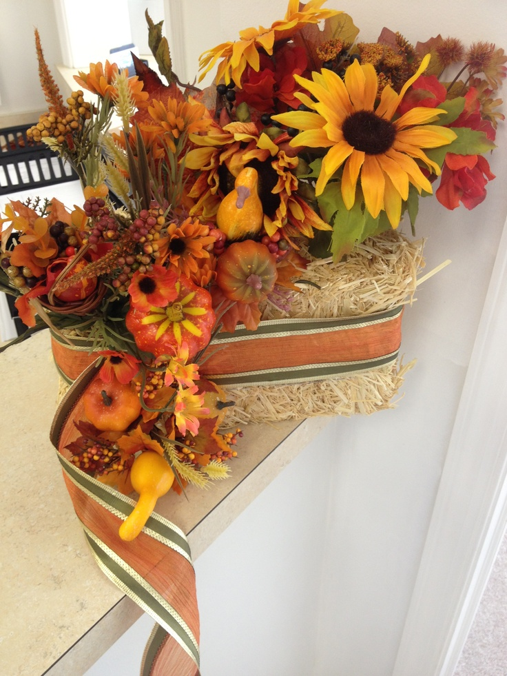 Fall Office Decoration