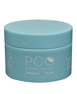 PCO Face + Hair + Body Balm – Frangipani is an irresistibly, timeless and enticing fragrance. Nothing evokes that tropical feeling like the serene scent of Frangipani.