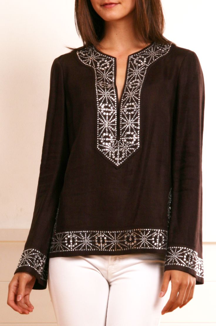 TORY BURCH TUNIC @Shop-Hers