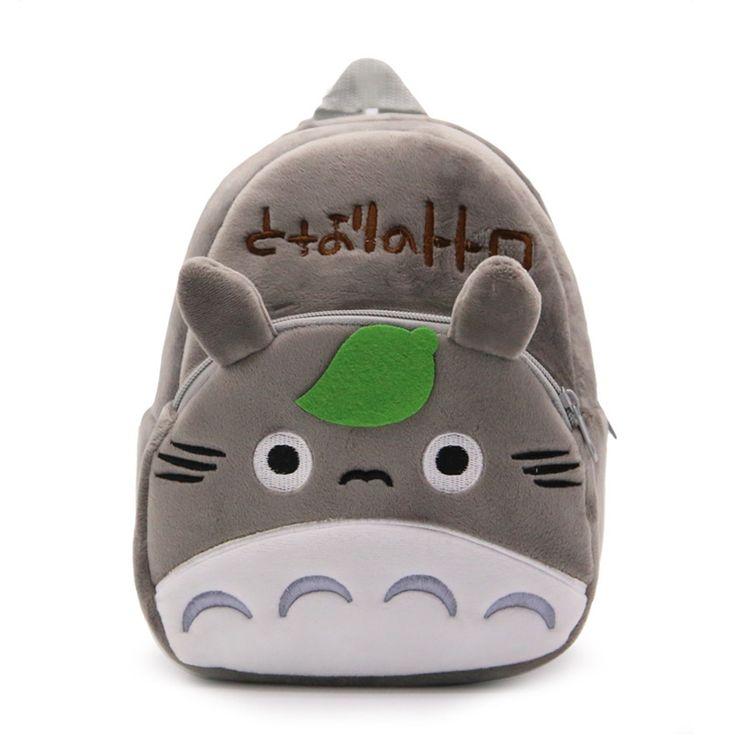 My Neighbor Totoro School Bag for Kids Backpack Cute Cartoon Totoro Bookbag