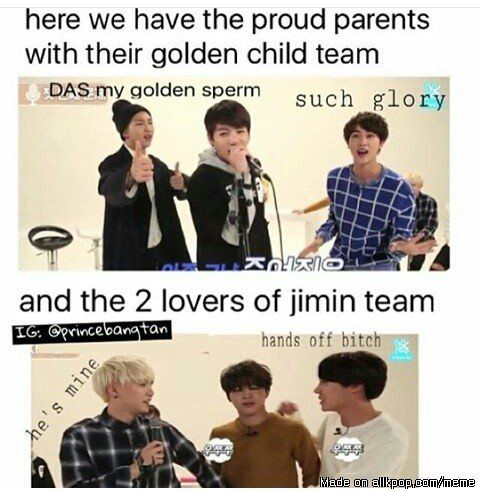 Behold the BTS family (credits 2 owner)